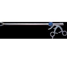 Зажим биполярный двухбраншевый термоэлектролигирующий с ножом для рассечения струпа (диаметр 10 мм)